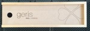 Geris : gravure van Logo en Naam