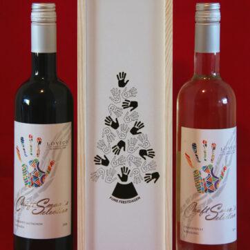 Wijnkist Handjesboom