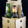 Bierkratje - Flessenrek